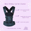 Beco 8 Baby Carrier [Assorted]