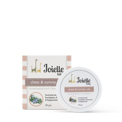Joielle Baby Chest & Tummy Rub 60g