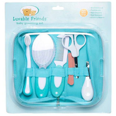 Luvable Friends 6Pcs Baby Grooming Set