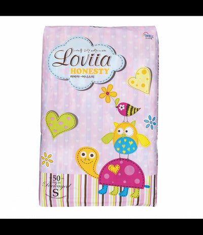 Loviia Honesty Baby Diaper (Assorted)