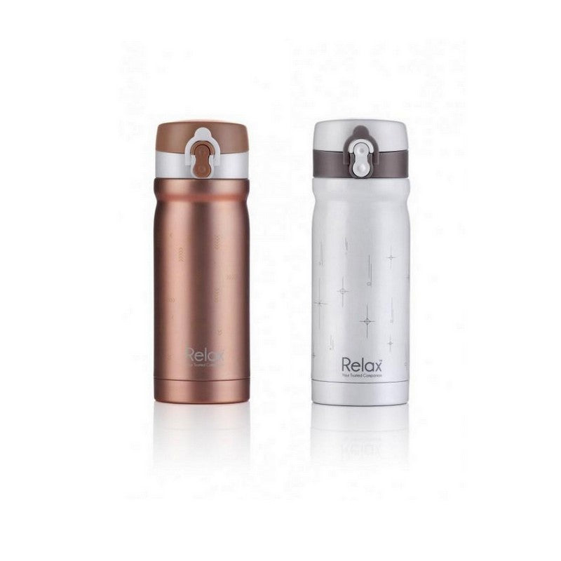 Relax Stainless Steel Thermal Flask 300ml (Assorted)