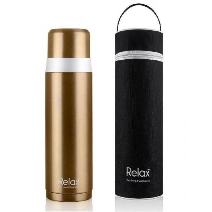 Relax Thermal Flask with Free Pouch