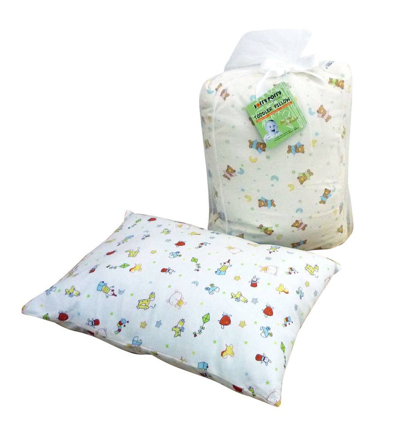 Soffy Poffy Toddler Pillow