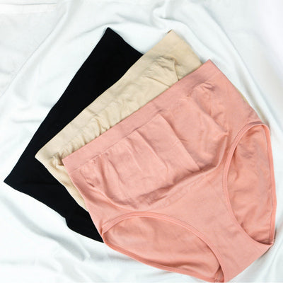 Shapee Maternity High Waist Briefs (2pcs) (Assorted)
