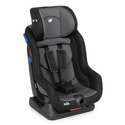 Joie Steadi Convertible Car Seat (Coal) [1 Year Warranty] + RM18 Instant Rebate