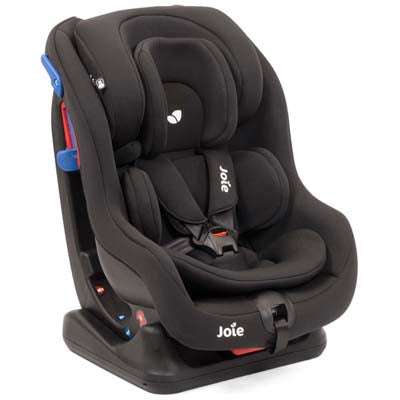 Joie Steadi Convertible Car Seat (Coal) + RM20 Fuel Card [1 Year Warranty]