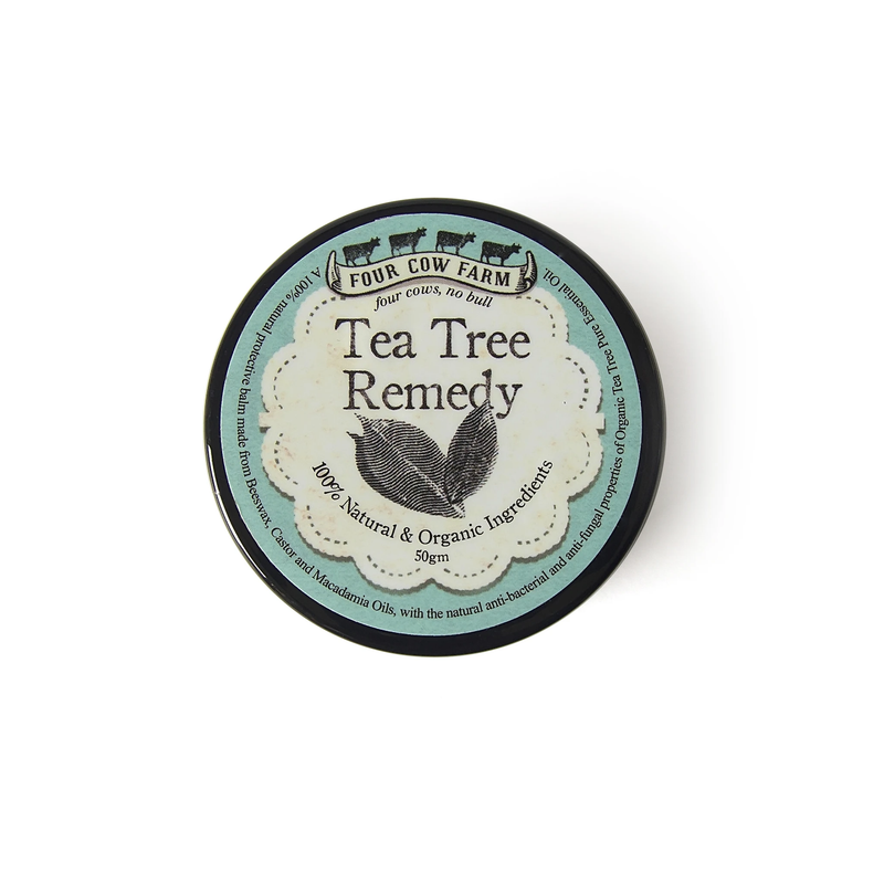 Four Cow Farm Tea Tree Remedy (50gm)
