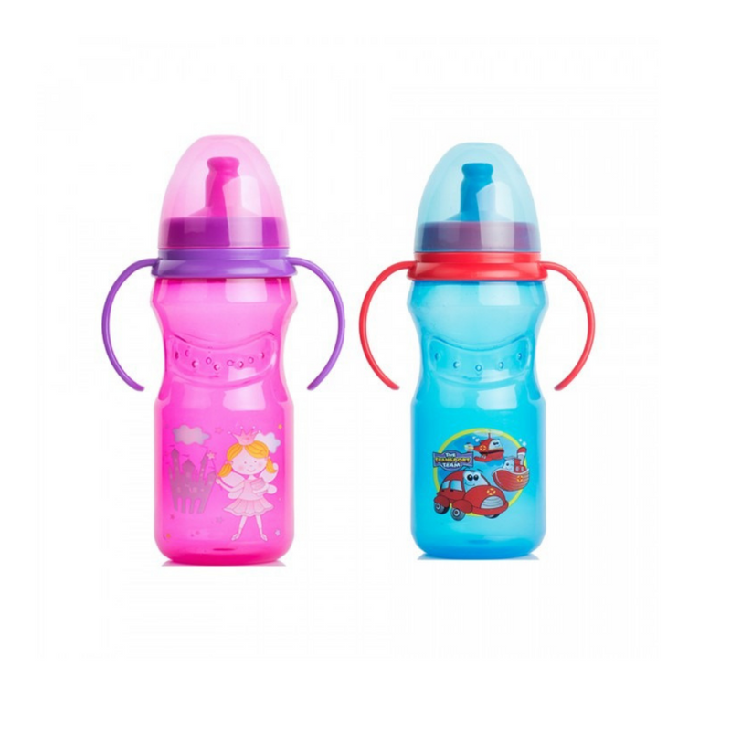 Tinee Minee Spillproof Sipper Cup with Hand Holder 12oz/370ml