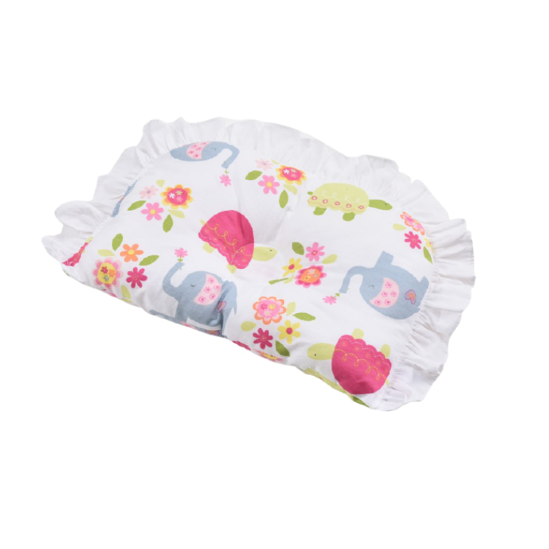 Baby Love Premium Newborn Dimple Pillow ( Assorted )