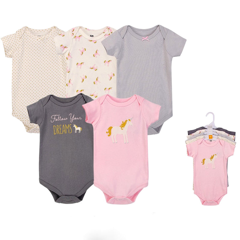 Luvable Friends Bodysuit 5pk (Follow Your Dreams)