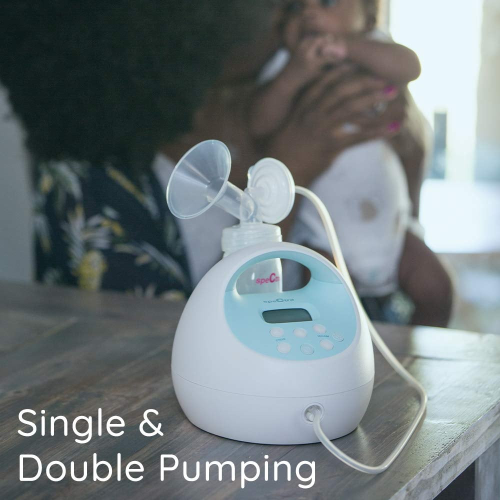 Spectra S1 Plus Electric Breast Pump +FREE Spectra Handsfree Cup [ 2 Years Service Warranty ]