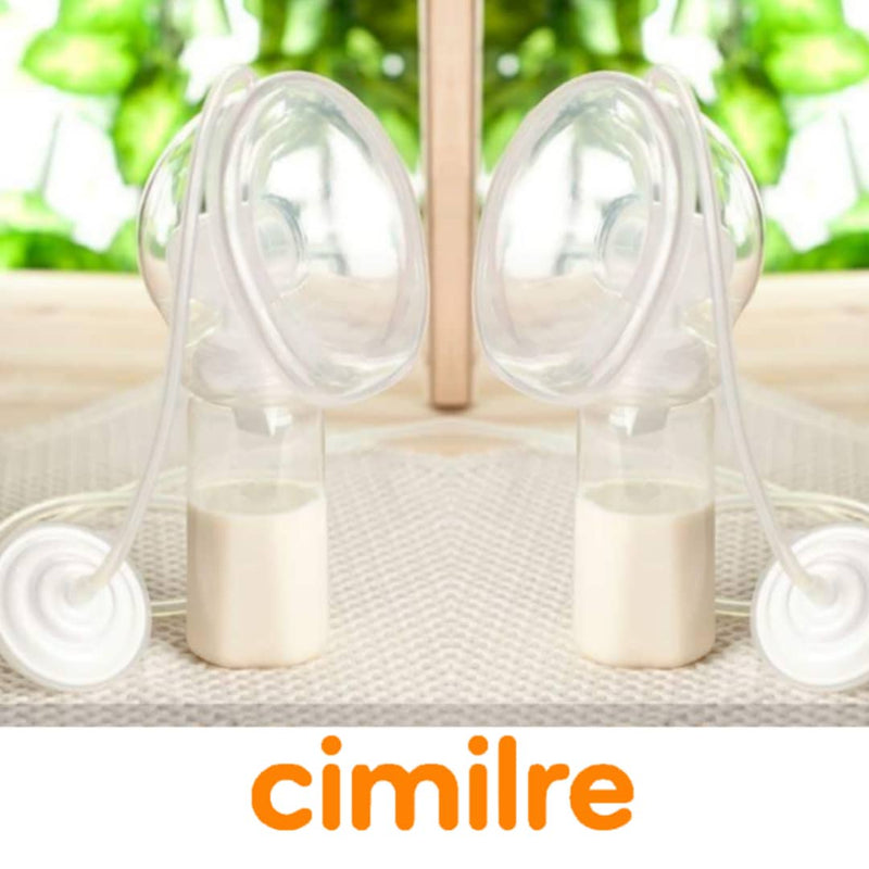 Cimilre Hands Free Breast Shield Box Set (1pair)