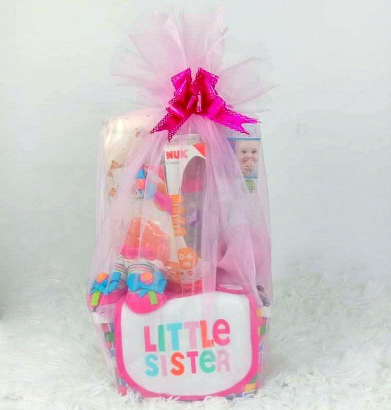 Hamper for Newborn (Girls)