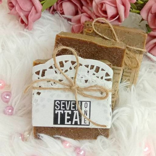 Seven Tea One Coffee Soap (100g)