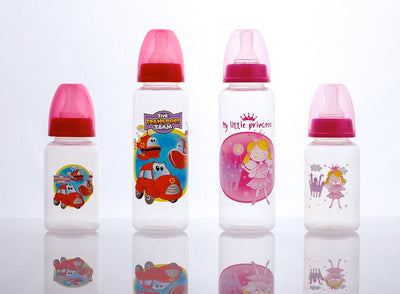 Tinee Minee Feeding Bottle 250ml