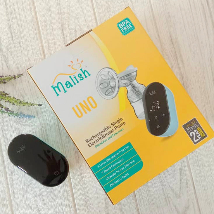 Malish Uno Rechargeable Single Breast pump