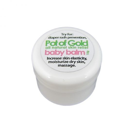 Pot of Gold Baby Balm 15g