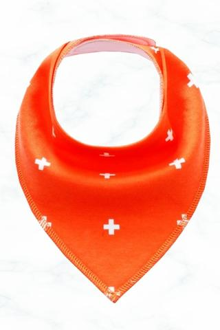 Baby Island Cotton Terry Dribble Bib (Assorted)