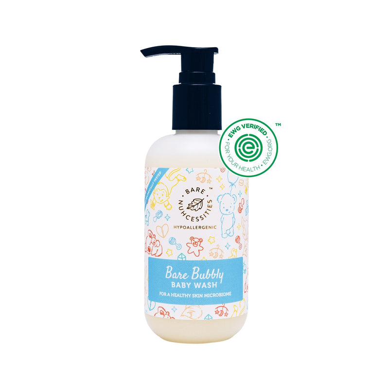 Bare Nuhcessities Bubbly Baby Wash [230g]