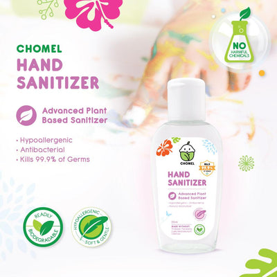 Chomel Advanced Plant Based Hand Sanitizer [55ml]