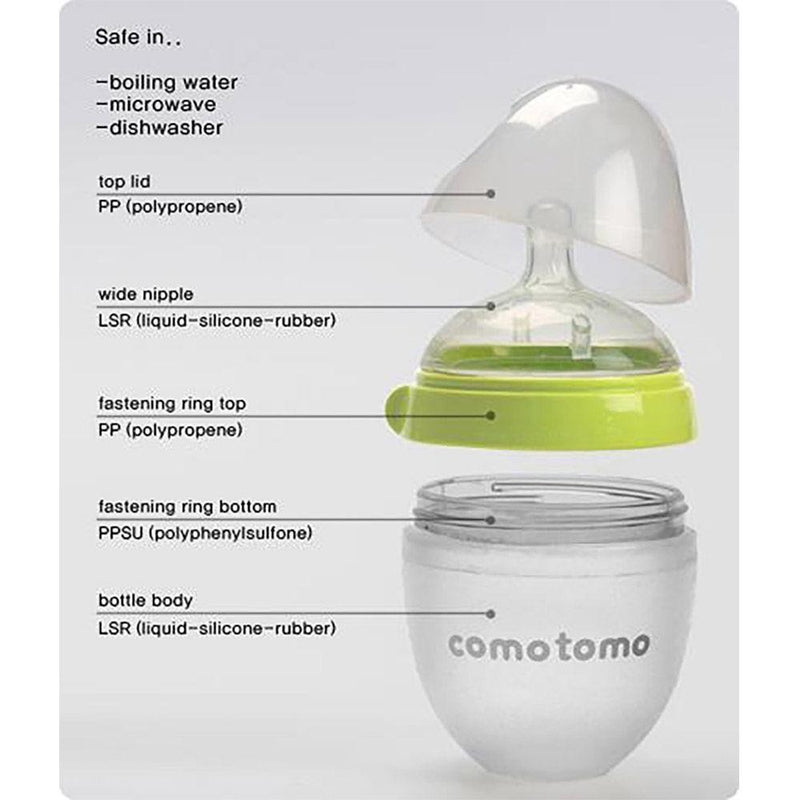 Comotomo 150ml Silicone Bottle