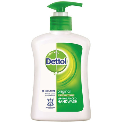 Dettol Anti-Bacterial Hand Wash [250g] (Assorted)