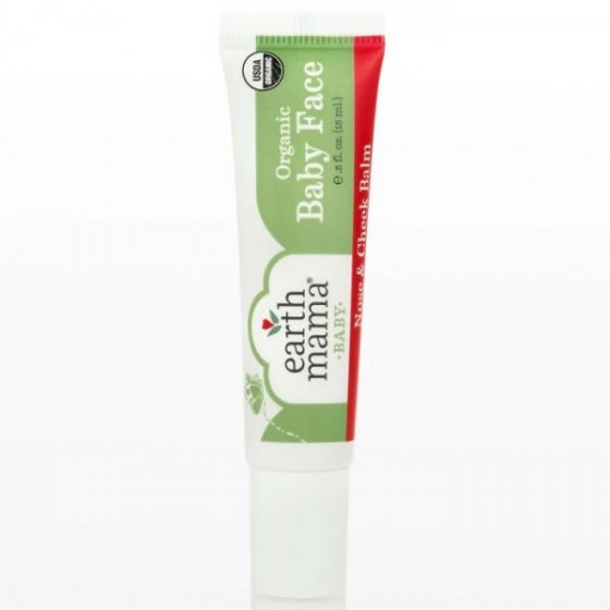 Earth Mama Baby Face Organic Nose & Cheek Balm (15ml)