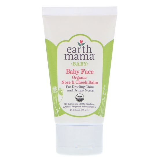 Earth Mama Baby Face Organic Nose & Cheek Balm (60ml)
