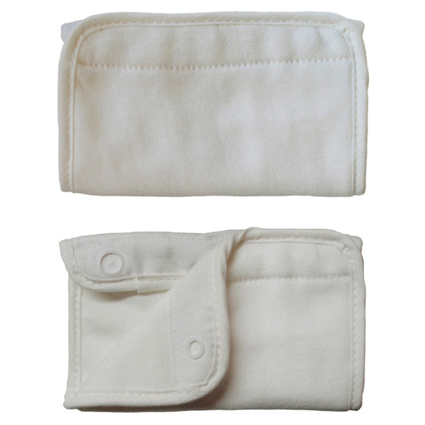 Ergo Teething Pads (Cream)