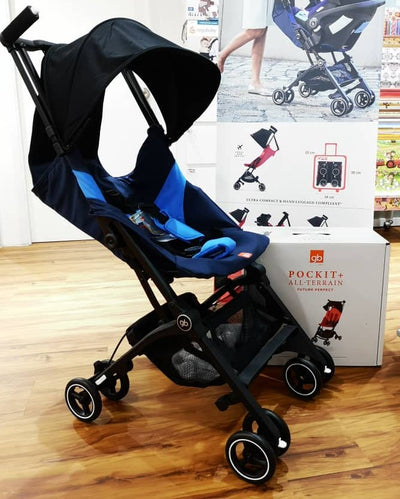 Gb Pockit Plus All Terrain Stroller