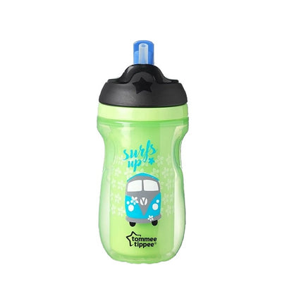 Tommee Tippee Insulated Straw Cup  260ml ( Assorted)