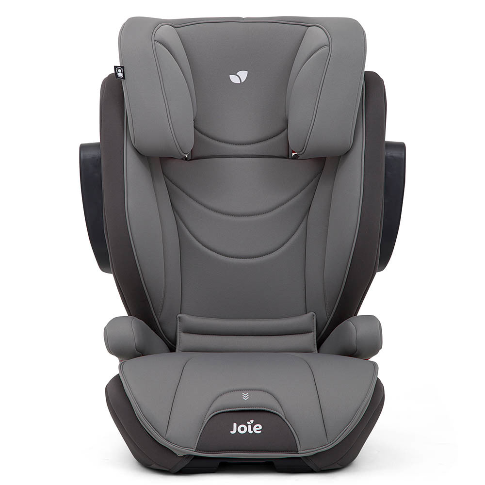 Joie Traver Isosafe Booster Car Seat [Coal] + RM20 Fuel Card [1 Year Warranty]