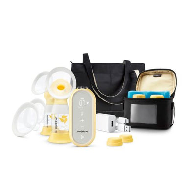 Medela Freestyle Flex Double Breast Pump + Free RM 100 Cash Voucher + Flask