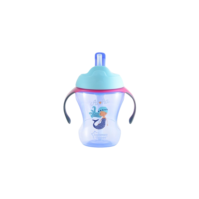 Tommee Tippee Easy Drink Straw Cup 230ml ( Assorted )