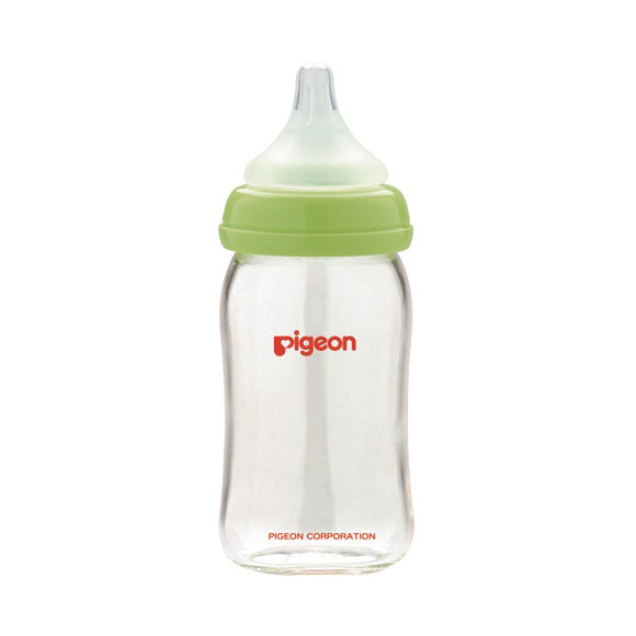 Pigeon Wide Neck Nursing Glass Bottle 160ml