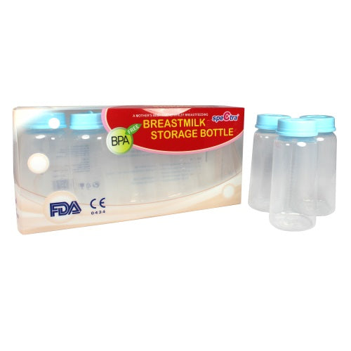 Spectra Breastmilk Storage Bottle 5's