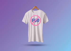 NO FUD women's tee