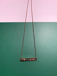 Blockchain Necklaces