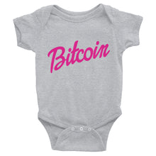 Infant Baby Bitcoin Short Sleeve Onesie