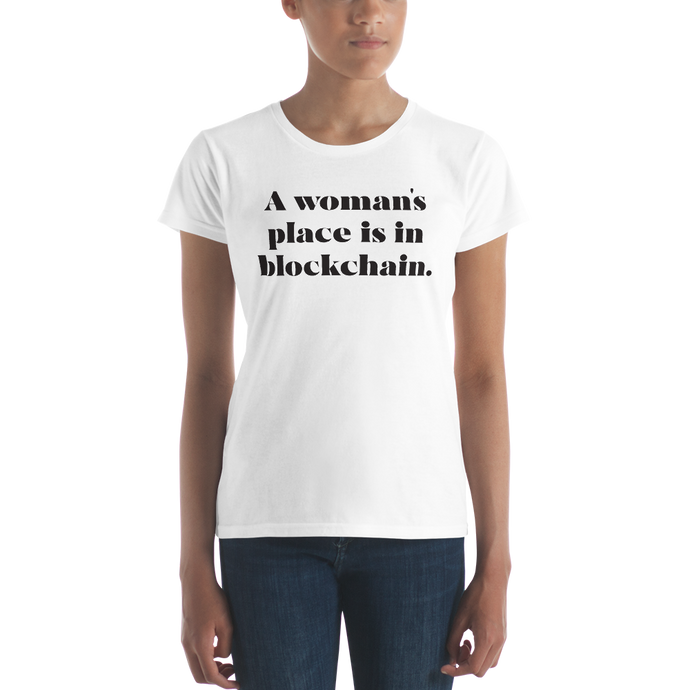 Women's Place Fitted Shirt
