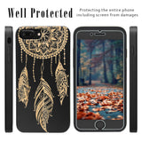 Dream Catcher Wood Engraved Case for iPhone by iProducts US