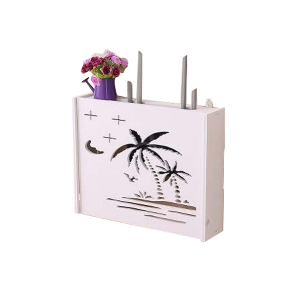 Practical WiFi Router Storage Boxes, Beach