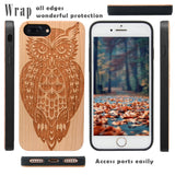Owl Protective phone case by iProducts US