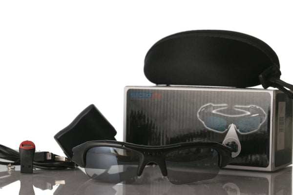Professional Wireless Spy Sunglasses Camcorder