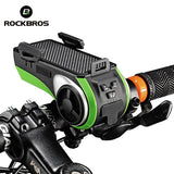 ROCKBROS Waterproof Bicycle Multi Function Bluetooth Speaker with Light