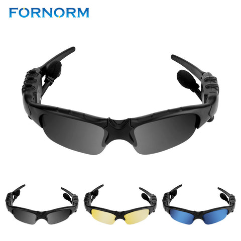 Wireless Stereo Bluetooth Headset Sunglasses