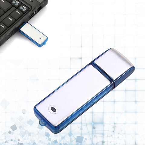 8GB SPY Digital Voice Recorder and USB Memory Stick