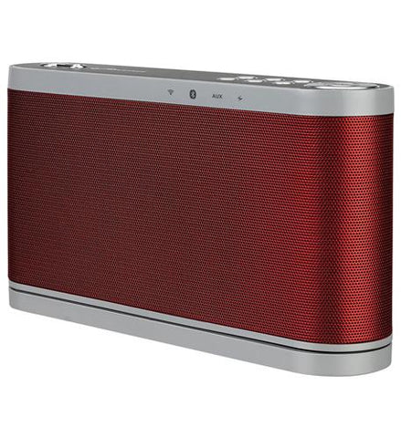 Wireless Wifi Speaker Red