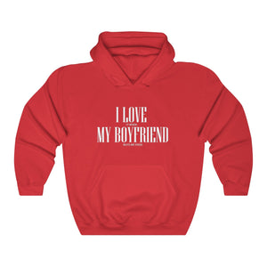 I Love It When My Boyfriend buys me Food Hoodie