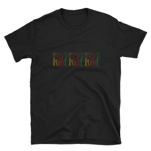 Triple Rasta Major Magnificent Eye Tee